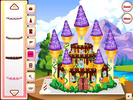 Princess Castle Cake Cooking 3.0.1 screenshot 525256