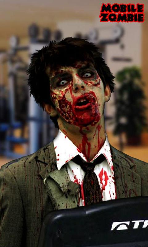 Mobile Zombie- screenshot