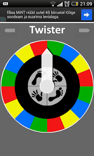 Twister spinner- screenshot thumbnail