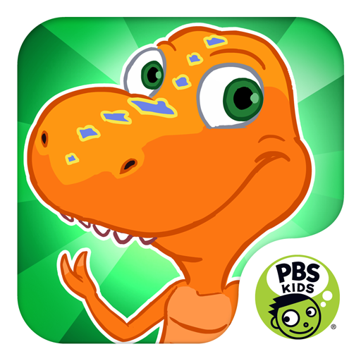 Dinosaur Train Math - PBS KIDS LOGO-APP點子