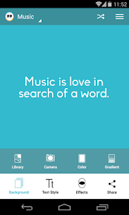 Instagram Quote Maker Amusing Kwote Quote Maker  Android Apps On Google Play