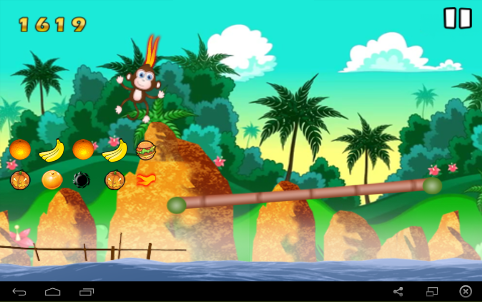 Monkey Banana Game Monkey Banana Jumper 2015