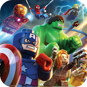 Lego Marvel Game Guide