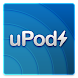 uPods - Podcast Player icon
