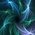 خلفية النجوم المتحركة logo