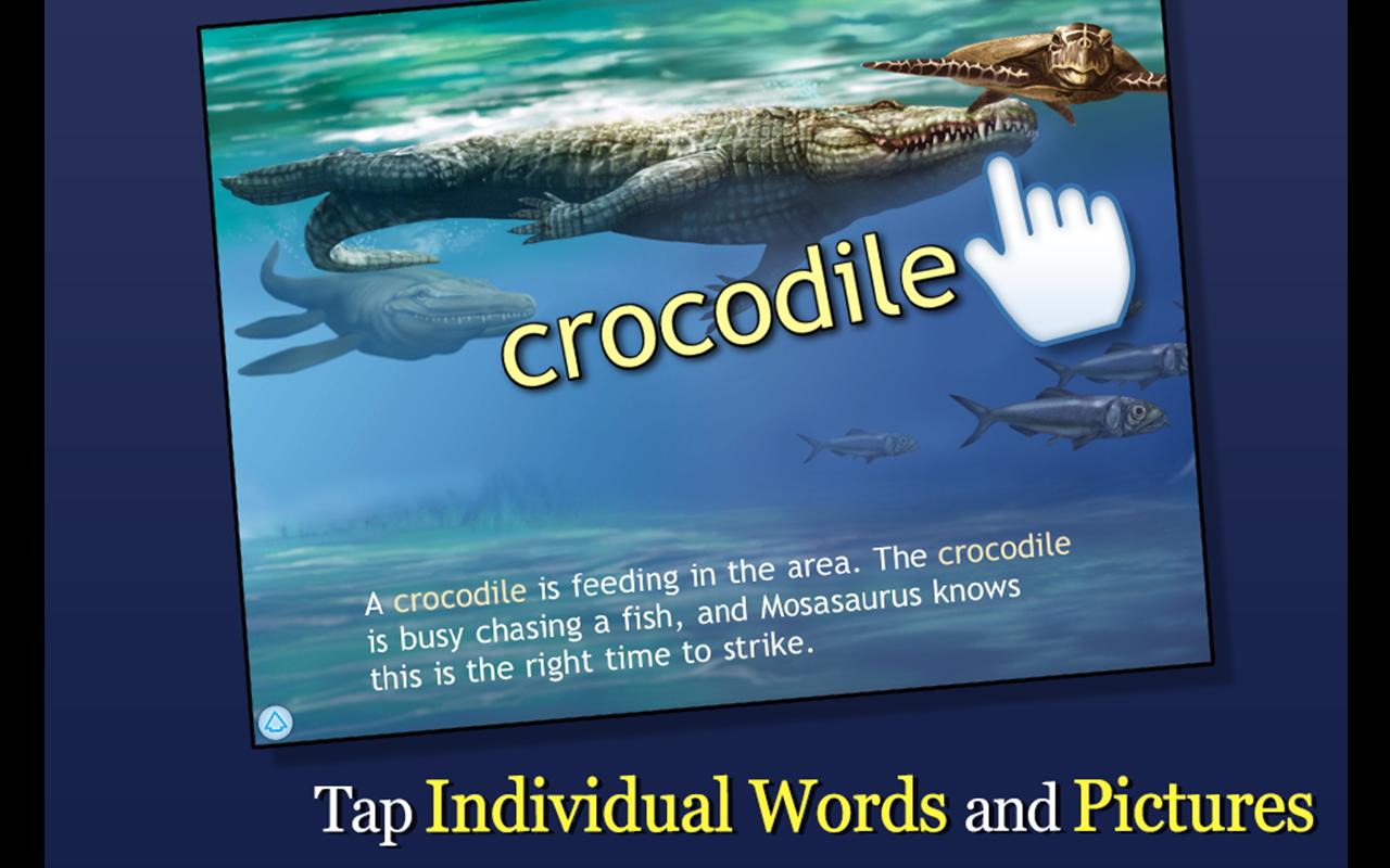 Mosasaurus: Ruler of the Sea - screenshot