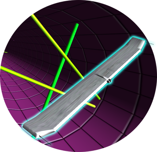 Laser Tunnel 3D