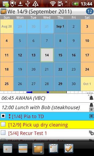 Pocket Informant-Events,Tasks v2.19.6116 APK