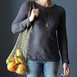 Handwoven Net Bag