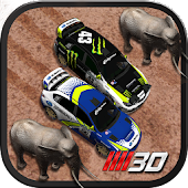 3D Rally Racing Africa Safari