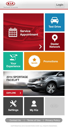 Kia Owners App South Africa