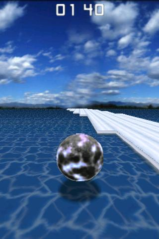 JumpyBall 3D- screenshot