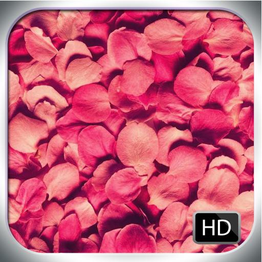 Petals live wallpaper LOGO-APP點子