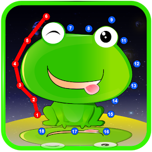 Connect The Dots – Baby Games for PC and MAC