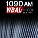 1090 AM WBAL logo