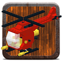 Fire station blocks - AdFree icon