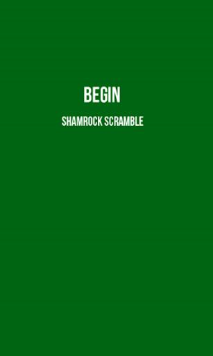 Shamrock Scramble