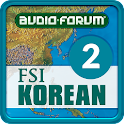 FSI Korean 2 (Audio-Forum) icon