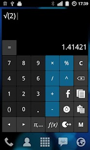 Calculator ++ - screenshot thumbnail