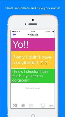 WhatChat - screenshot