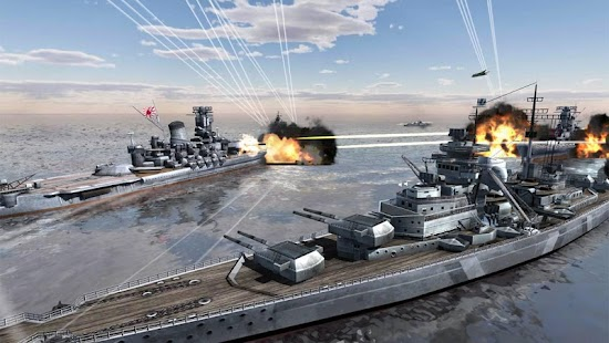 World Warships Combat - screenshot thumbnail