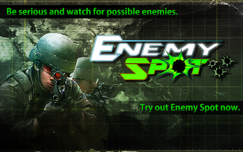 Enemy Spot : The Rise of Cobra