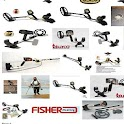 Fisher Metal Detector Manuals