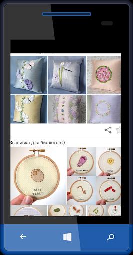 Чудо вышивания