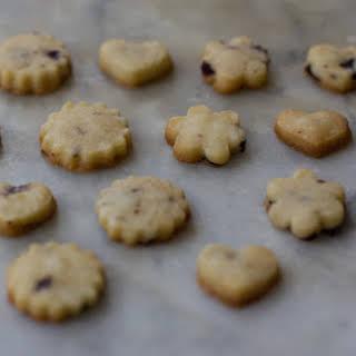 Olive Biscuit Cookies.