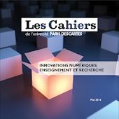 Les Cahiers de Paris Descartes