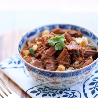 Slow Cooker Beef Curry – Low Carb and Gluten Free.