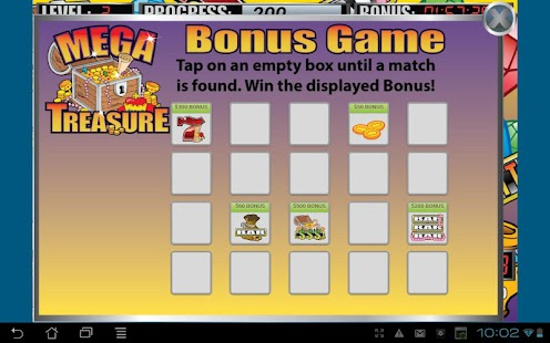 Mega Treasure Slot Machine - screenshot thumbnail