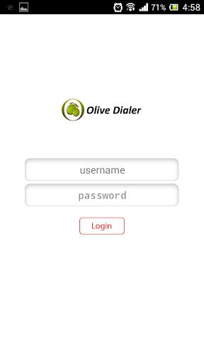 Olive Dialer