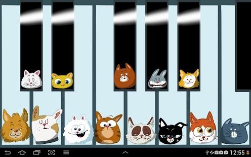 Best Piano Cats- screenshot thumbnail