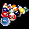 Billiard 3D icon