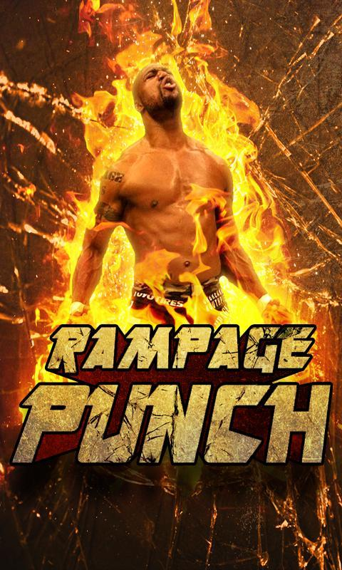 Rampage Punch Free- screenshot