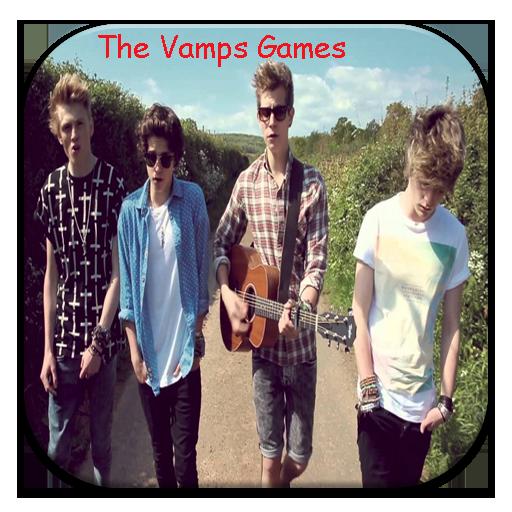 The Vamps Games 解謎 App LOGO-硬是要APP