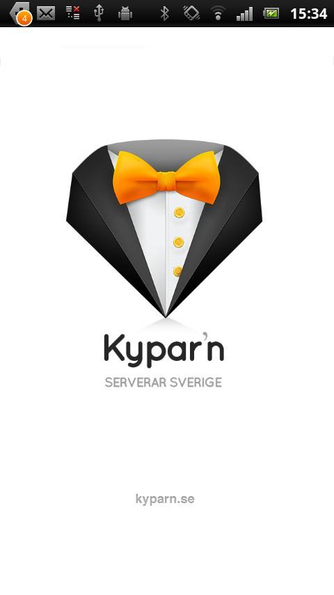 Kyparn- screenshot