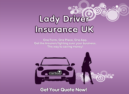 Lady Driver Insurance UK- screenshot thumbnail