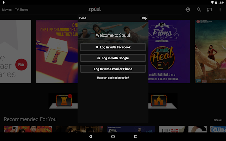 Spuul - Indian Movies & TV 2.5.0 screenshot 236998