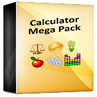 Calculator Mega Pack Tablet icon