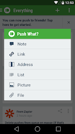 Pushbullet Screenshot 5