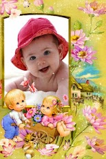 Kids Love Frame Camera Android Photography