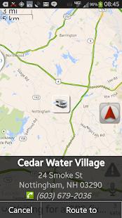 RV Route & GPS Navigation - screenshot thumbnail