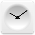 Modern clock widget W-Me Clock