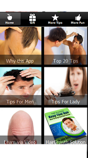 Hair Loss Treatment & Remedies - screenshot thumbnail