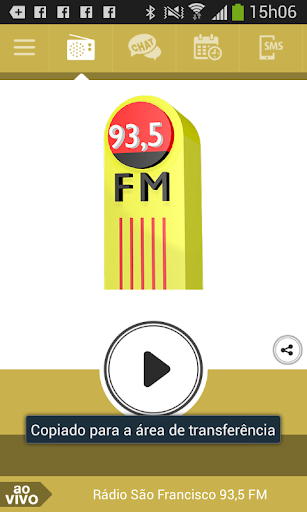 Rádio São Francisco 93 5 FM