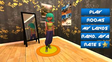Screenshot of ShareLand Online