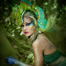 Beauty in the Wilderness by Maybelle Blossom Dumlao-Sevillena - People Fashion ( fashion, beauty, nikon, philippines, passion )
