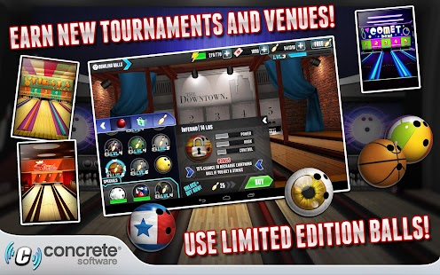 PBA® Bowling Challenge - screenshot thumbnail